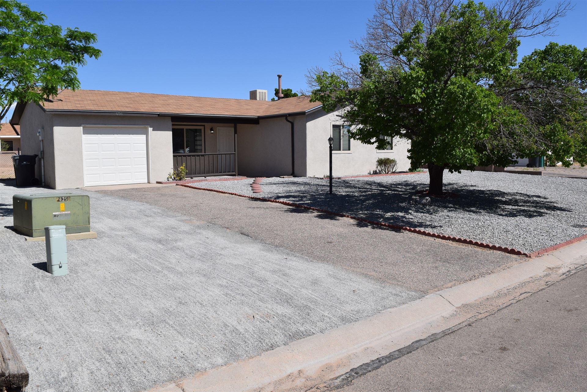656 ORCHID Drive SW, Rio Rancho, NM 87124 - MLS#: 991872