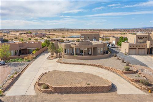Photo of 6709 NAGOYA Road NE, Rio Rancho, NM 87144 (MLS # 991874)