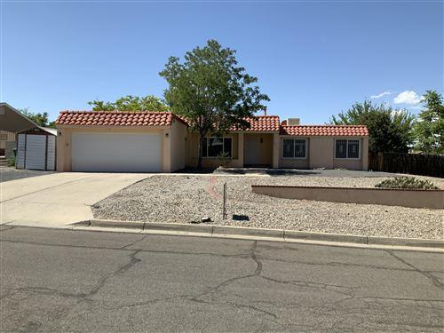 Photo of 5901 UNITAS Lane NW, Albuquerque, NM 87114 (MLS # 991875)