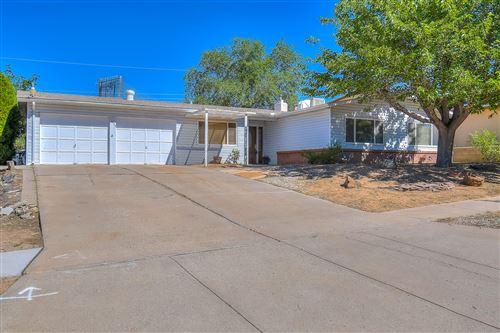 Photo of 10153 ALDER Drive NW, Albuquerque, NM 87114 (MLS # 973876)