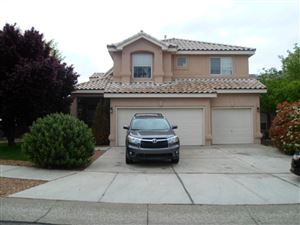 Photo of 9115 Autumn Rose Drive, Albuquerque, NM 87113 (MLS # 942877)