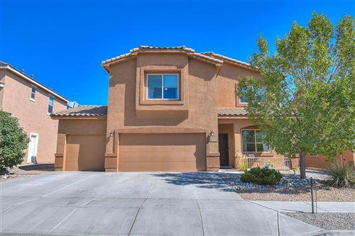 Photo of 8335 WILD DUNES Avenue NW, Albuquerque, NM 87120 (MLS # 977877)