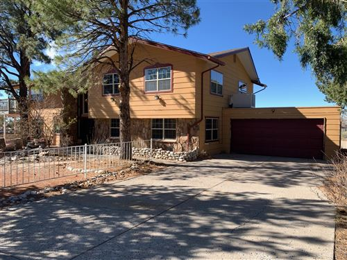 Photo of 13307 Sunset Canyon Drive NE, Albuquerque, NM 87111 (MLS # 980877)