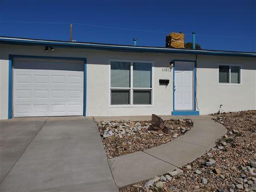 Photo of 11513 Hannett Avenue NE, Albuquerque, NM 87112 (MLS # 986877)