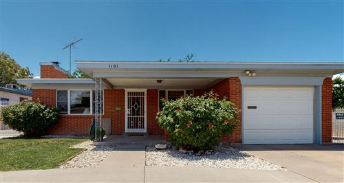 Photo of 1101 INDIANA Street NE, Albuquerque, NM 87110 (MLS # 971878)