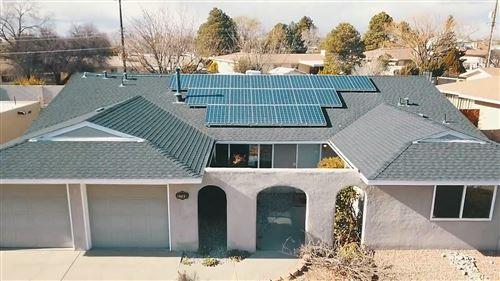Photo of 3709 ERBBE Street NE, Albuquerque, NM 87111 (MLS # 985878)