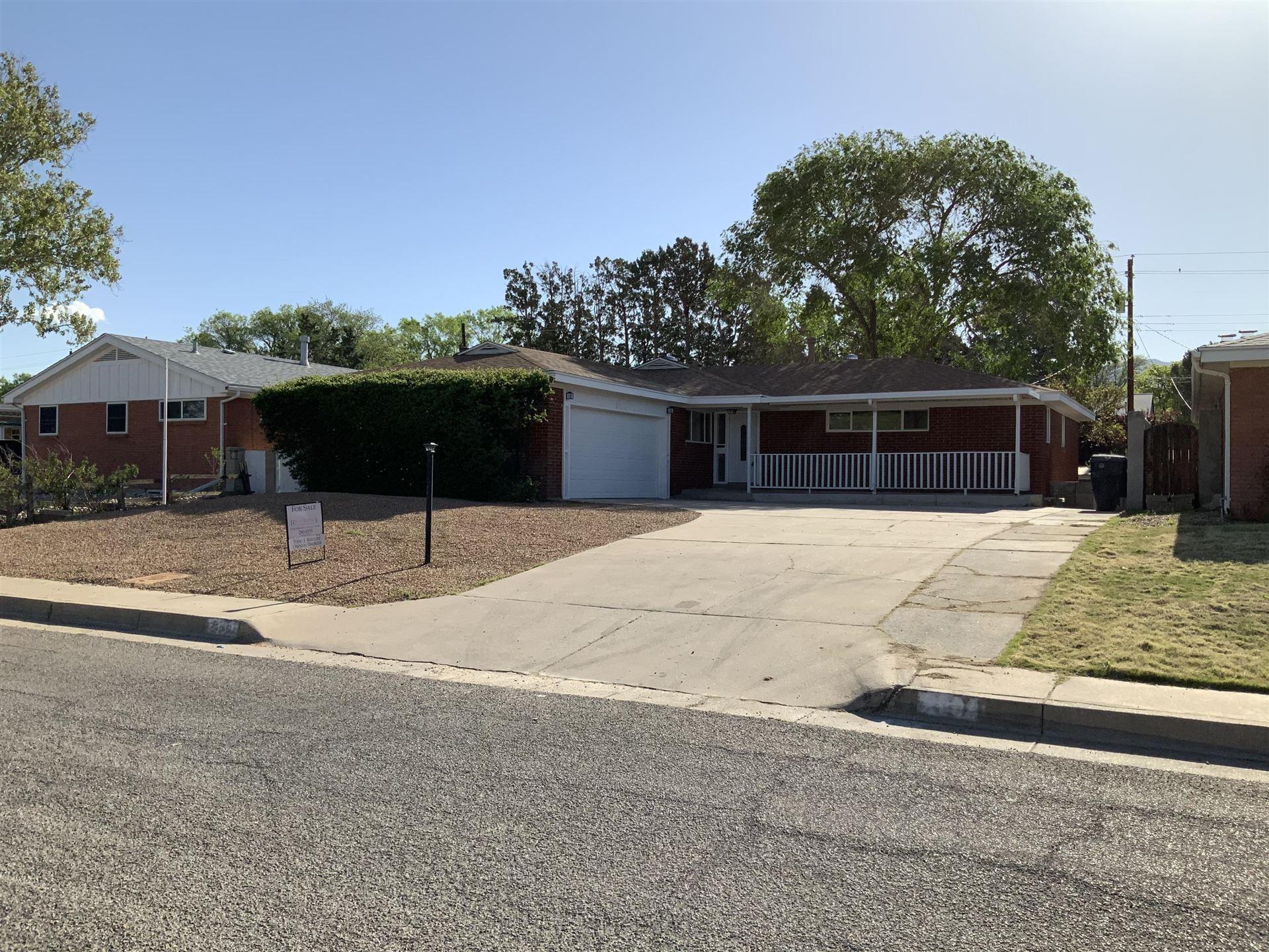 2908 ESPANOLA Street NE, Albuquerque, NM 87110 - #: 990879
