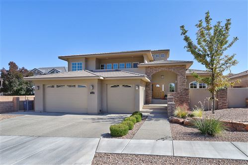 Photo of 9220 LA TIERRA Court NE, Albuquerque, NM 87122 (MLS # 979880)