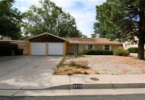 Photo of 6213 LOFTUS Avenue NE, Albuquerque, NM 87109 (MLS # 973881)