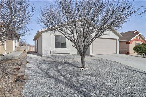 Photo of 9105 SKYLIGHT Avenue SW, Albuquerque, NM 87121 (MLS # 983882)