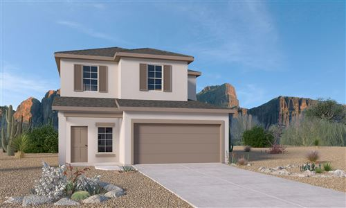 Photo of 4840 Kings Peak Drive, Rio Rancho, NM 87144 (MLS # 988882)