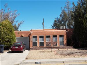 Photo of 4805 Southern Avenue SE, Albuquerque, NM 87108 (MLS # 944883)