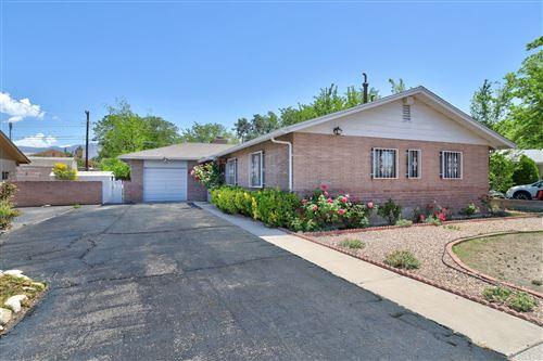 Photo of 2732 VIRGINIA Street NE, Albuquerque, NM 87110 (MLS # 991883)