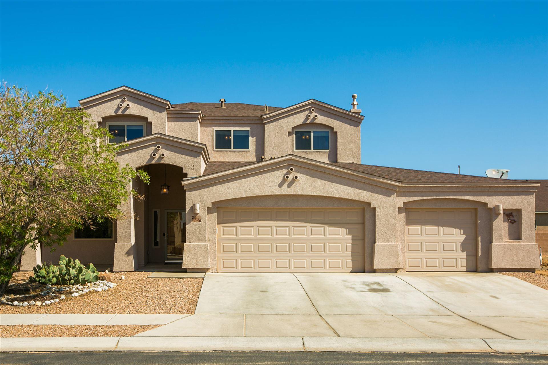Photo for 2670 CRIMSON CLOVER Street SW, Los Lunas, NM 87031 (MLS # 990885)
