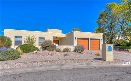Photo of 12805 Arroyo De Vista NE, Albuquerque, NM 87111 (MLS # 980886)