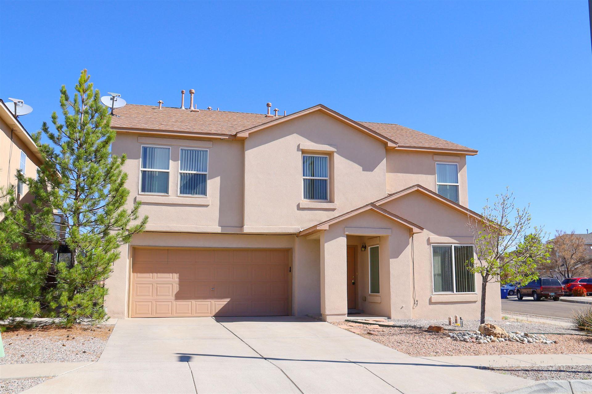 Photo of 7601 STADLER Avenue NE, Albuquerque, NM 87114 (MLS # 989886)