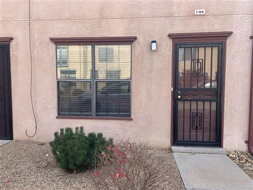 Photo of 3301 Monroe Street NE #I94, Albuquerque, NM 87110 (MLS # 959887)