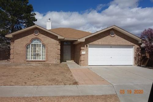 Photo of 7519 LA VENITA Avenue NW, Albuquerque, NM 87120 (MLS # 965887)
