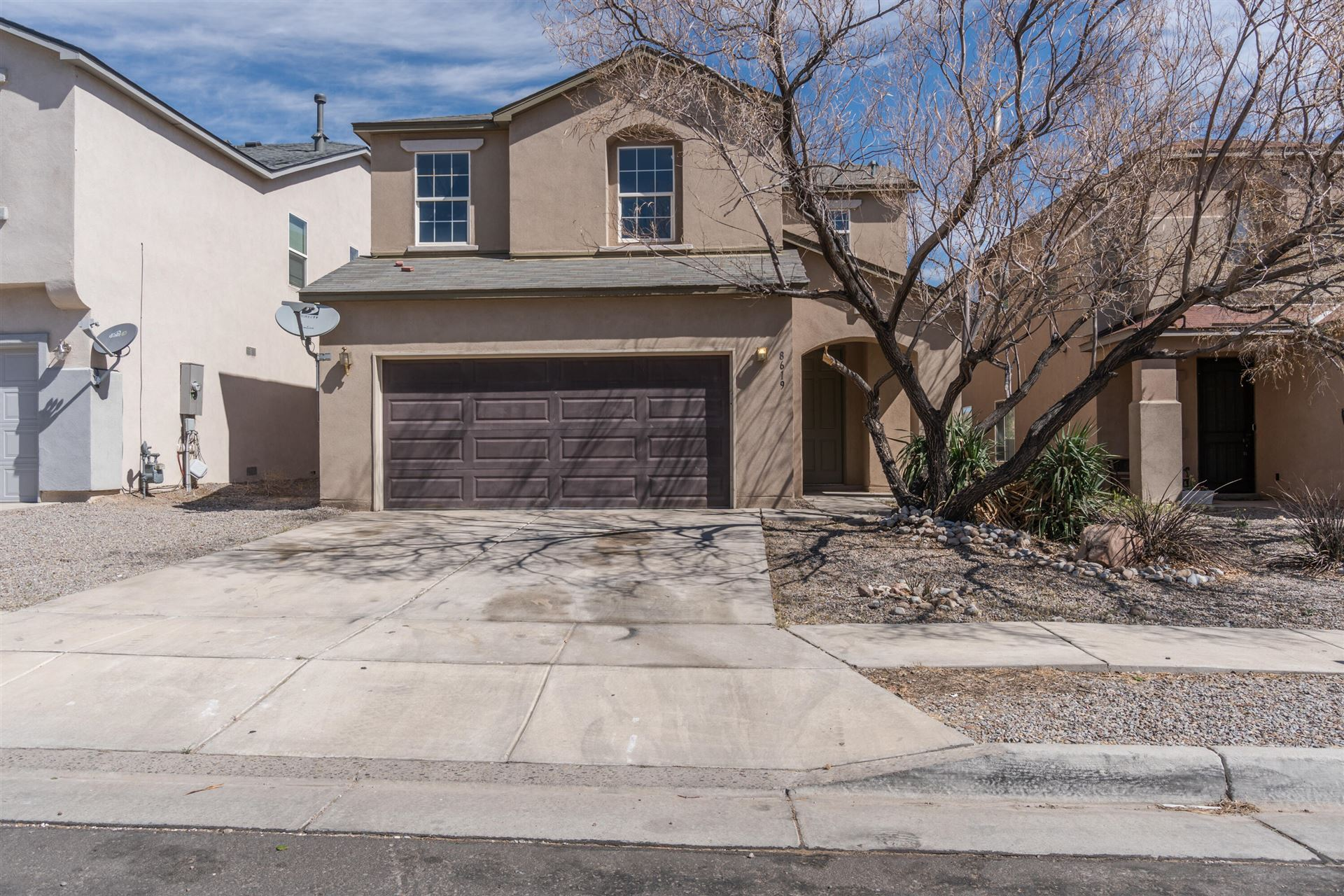 Photo of 8619 HATTERAS Place NW, Albuquerque, NM 87121 (MLS # 989887)