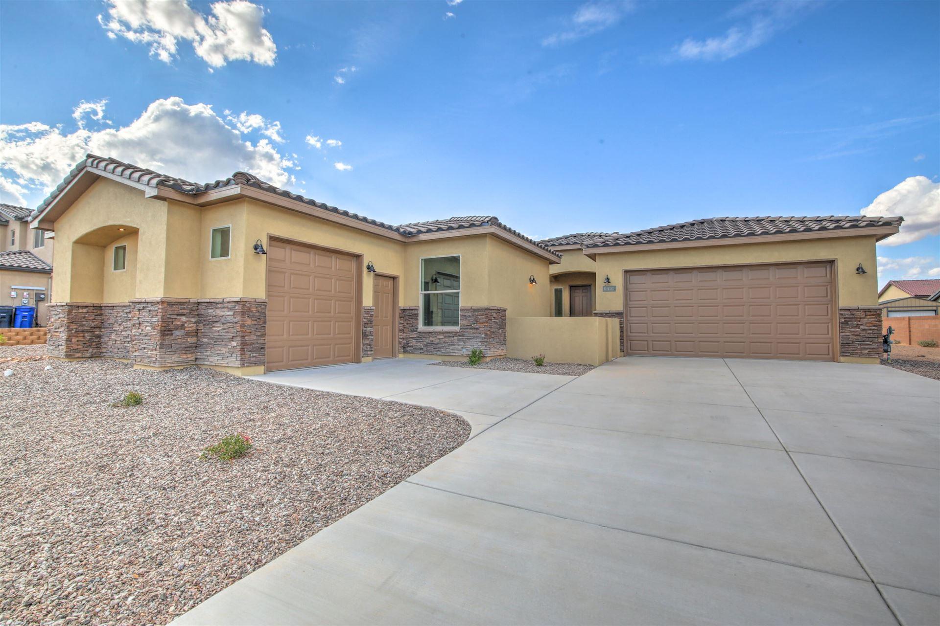6431 PICARDIA Place NW, Albuquerque, NM 87120 - MLS#: 993887