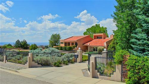 Photo of 12001 SAN ANTONIO Drive NE, Albuquerque, NM 87122 (MLS # 969888)