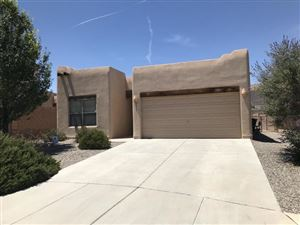 Photo of 9315 Cinder Place NW, Albuquerque, NM 87120 (MLS # 953889)