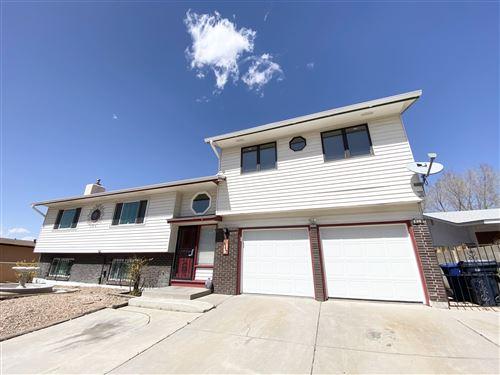 Photo of 6317 LOFTUS Avenue NE, Albuquerque, NM 87109 (MLS # 989890)
