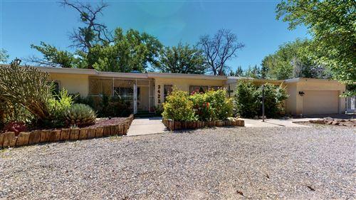 Photo of 3422 Rio Grande Boulevard NW, Albuquerque, NM 87107 (MLS # 962891)