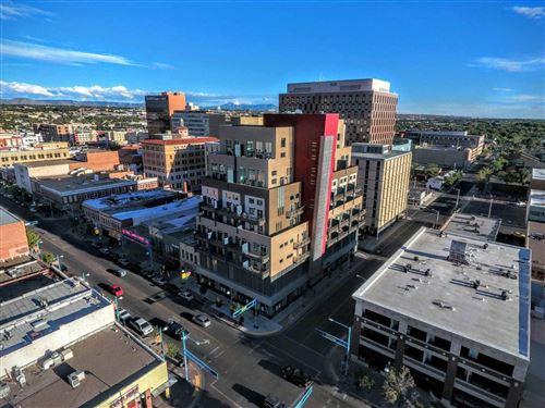 Photo of 524 CENTRAL Avenue SW #505, Albuquerque, NM 87102 (MLS # 986893)