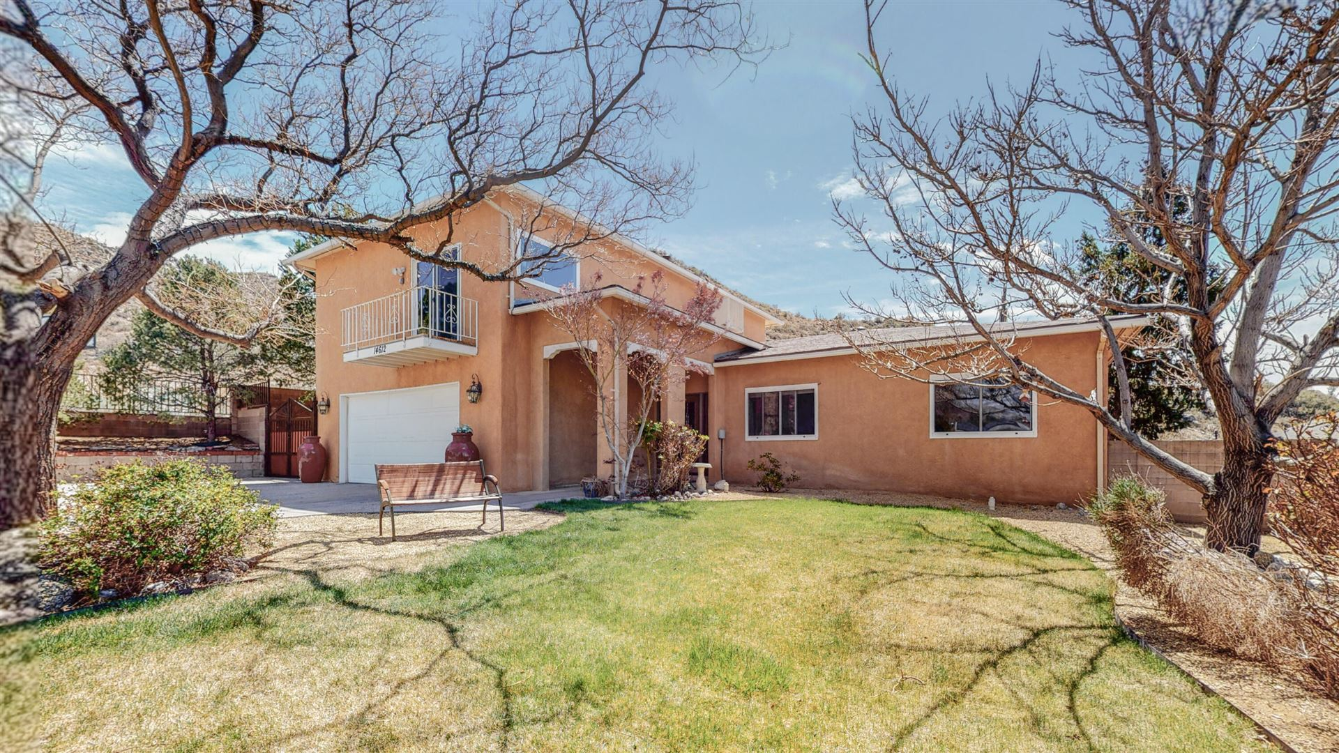 Photo of 14612 HILLDALE Road NE, Albuquerque, NM 87123 (MLS # 989893)