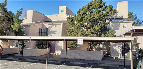 Photo of 3501 JUAN TABO Boulevard NE #M7, Albuquerque, NM 87111 (MLS # 961896)