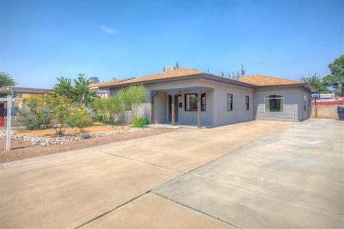 Photo of 2824 WASHINGTON Street NE, Albuquerque, NM 87110 (MLS # 970896)