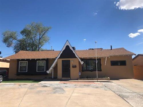 Photo of 11212 Constitution Avenue NE, Albuquerque, NM 87112 (MLS # 968898)