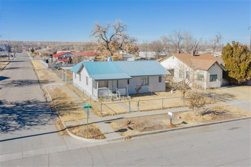 Photo of 601 N 4TH Street, Belen, NM 87002 (MLS # 982900)
