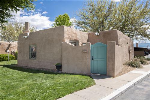 Photo of 3939 Rio Grande Boulevard NW #62, Albuquerque, NM 87107 (MLS # 990901)