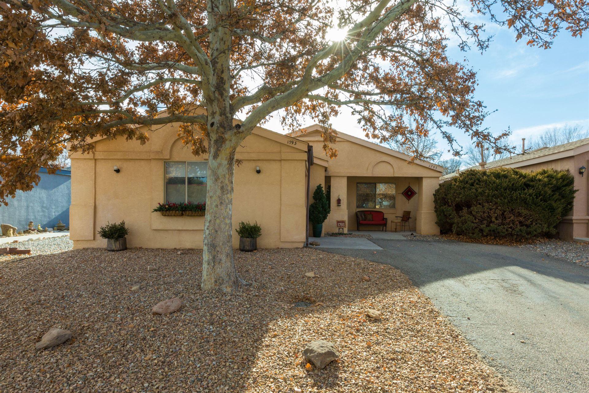 1793 JEFFREY Road NE, Rio Rancho, NM 87144 - MLS#: 984902