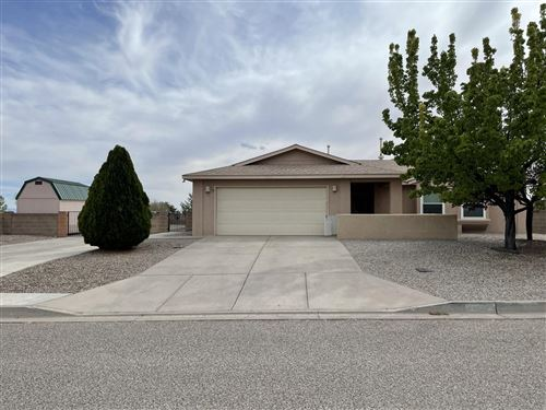 Photo of 2551 DIAMOND PEAK Drive NE, Rio Rancho, NM 87144 (MLS # 989905)