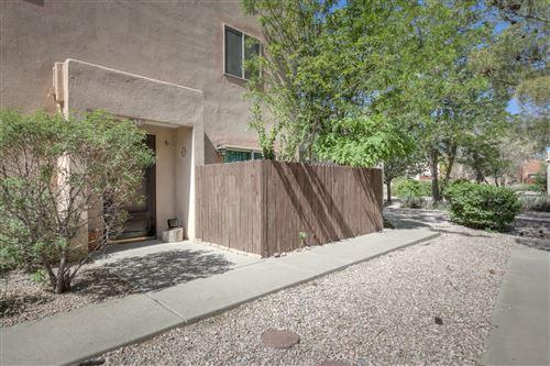 Photo of 4801 Irving Boulevard NW #4102, Albuquerque, NM 87114 (MLS # 991905)