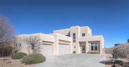 Photo of 7423 BLUE MOON Lane NE, Albuquerque, NM 87113 (MLS # 986906)