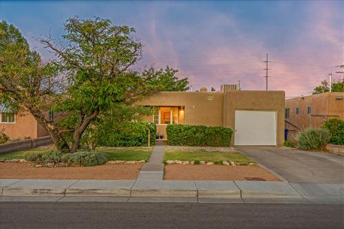 Photo of 1004 PRINCETON Drive NE, Albuquerque, NM 87106 (MLS # 968907)