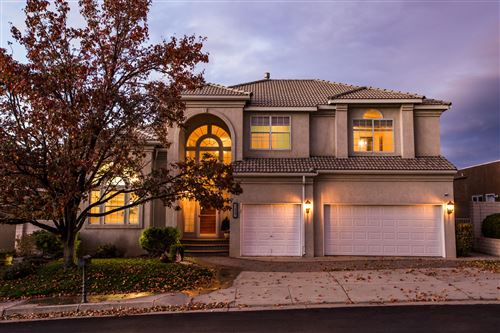 Photo of 11721 SKY VALLEY Way NE, Albuquerque, NM 87111 (MLS # 980907)