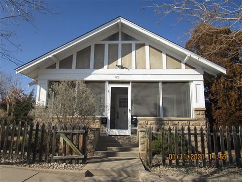 Photo of 123 MAPLE Street SE, Albuquerque, NM 87106 (MLS # 982907)