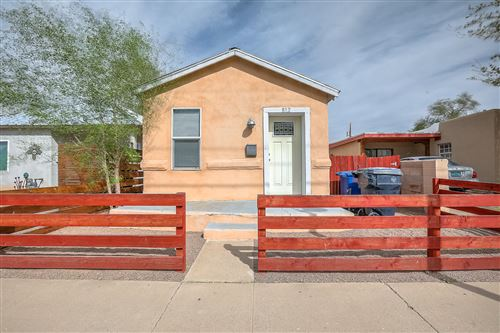Photo of 812 12TH Street NW, Albuquerque, NM 87102 (MLS # 989907)