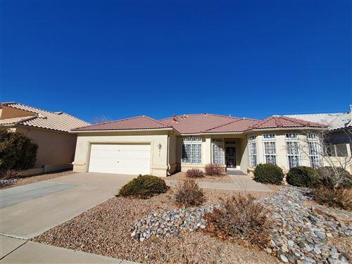 Photo of 6619 Tesoro Place NE, Albuquerque, NM 87113 (MLS # 983908)
