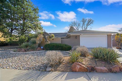 Photo of 7500 GILA Road NE, Albuquerque, NM 87109 (MLS # 983911)