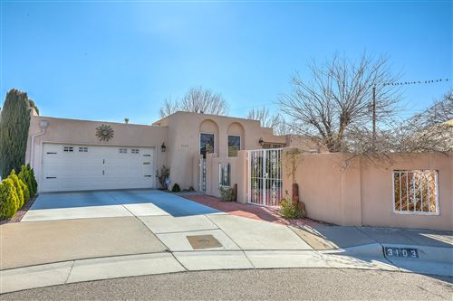 Photo of 3103 LA RONDA Place NE, Albuquerque, NM 87110 (MLS # 962912)