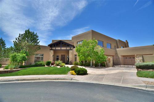 Photo of 5301 HIGH CANYON Trail NE, Albuquerque, NM 87111 (MLS # 978912)