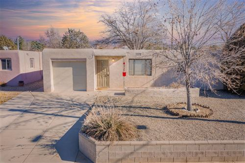 Photo of 3320 CUERVO Drive NE, Albuquerque, NM 87110 (MLS # 983915)
