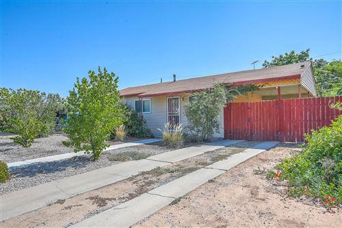 Photo of 1720 Towner Avenue NW, Albuquerque, NM 87104 (MLS # 977916)