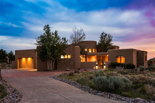 Photo of 13508 QUAKING ASPEN Place NE, Albuquerque, NM 87111 (MLS # 994916)